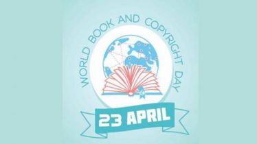 World Books and Copyright Day today