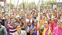 Indifinite stike of jute mill workers on May 13