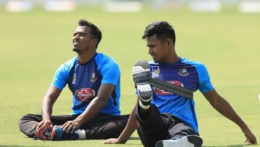 Tigers start World Cup preparation with 5 cricketers