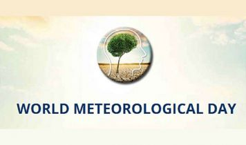 World Meteorological Day tomorrow