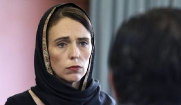 NZ PM vows never to say gunman`s name
