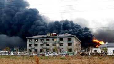 Death toll rise 47 in China chemical plant blast
