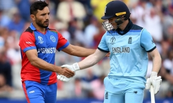 England beat Afghanistan by 150 runs