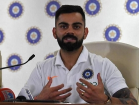 Any team can upset anyone in this WC: Kohli