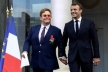 Macron and Elton John join forces on AIDS