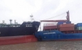 Oil tanker collision in Chattogram port, closes vessels movement