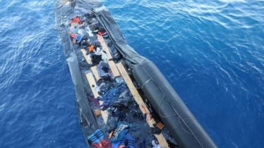 37 Bangladeshis rescued from capsized boat in Tunisia