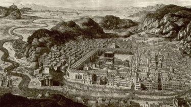 Historical Conquest of Mecca