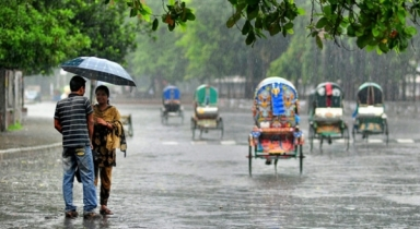 Rain, thundershowers likely to continue