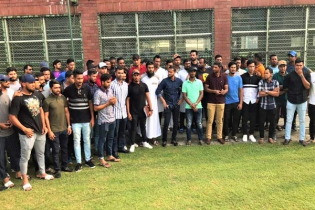 Bangladesh cricketers call indefinite strike