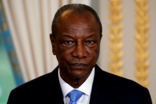President approves February vote in turbulent Guinea
