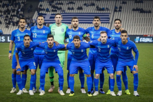 Greek squad for Euro 2020 qualifiers