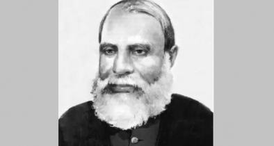 Mir Mosharraf Hossain's 172nd birth anniv today