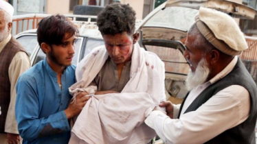 Afghanistan mosque bombing kills 62