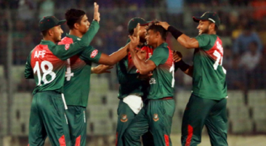 Tri-series T20I: Tigers face Afghans today