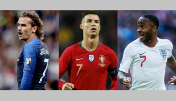 Portugal, France, England to play tonight