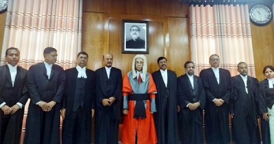 9 new HC judges take oath