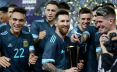Messi on target as Argentina beat Brazil