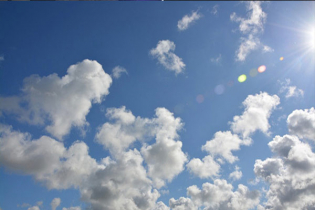 Dry weather with cloudy sky likely