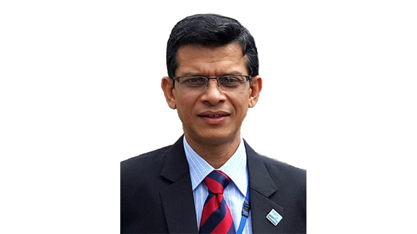 Md. Mahbub Hossain, Secretary of the Secondary and Higher Education Division of Ministry of Education