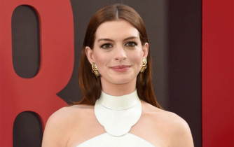 Call me Annie: Hathaway reveals people calling her by wrong name
