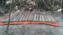 18 rocket launchers recovered in Satchari park
