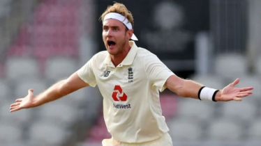 Broad fined by father