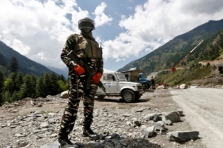 China, India agree to halt troop deployments in Ladakh