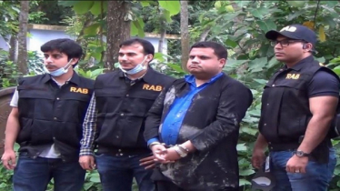 Shahed put on 10-day remand in Satkhira arms case