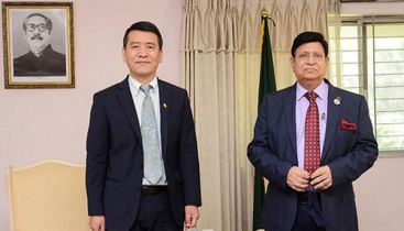 Foreign minister hopes for Bangladesh-Bhutan road connectivity