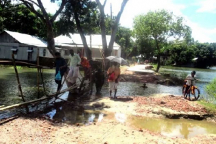 Extreme suffering for flood-hit Islampur people