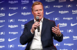 Barcelona, not favorite in UCL: Koeman