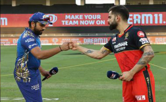 Unchanged MI opt to bowl