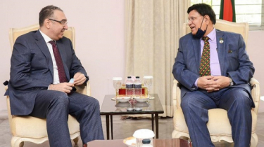 Bangladesh seeks Egypt`s support at ICJ