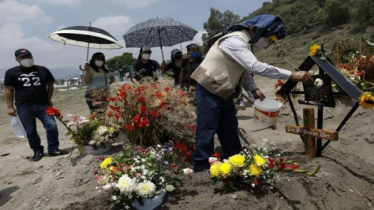 Mexico`s coronavirus death toll tops 50,000