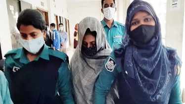 ULAB student rape: Friend Neha placed on 5-day remand