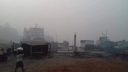 Dense fog halts ferry services on Paturia-Daulatdia route