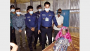 100-year-old Salma gets shelter with help of Rangpur SP