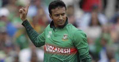 Shakib flying to USA on Friday