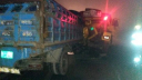 Driver killed in two trucks head-on collision in Tangail