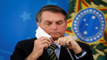 Brazil president tested for COVID-19 after showing symptoms