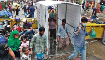 COVID-19 death toll rises to 5500 in country