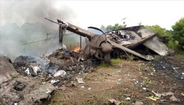 10 killed in plane crash in South Sudan