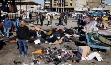 28 dead in Baghdad twin suicide attack
