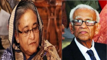 PM mourns death of eminent lawyer Barrister Rafique-ul Huq