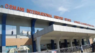 Osmani Airport being changed by development project of Tk 2116cr