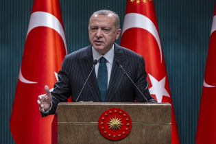 Erdogan's call to boycott French goods
