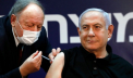 Netanyahu is 1st Israeli to receive COVID vaccine