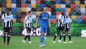 Juventus loses 2-1 at Udinese, fails to secure title