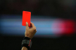 Red card for deliberate coughing on football ground